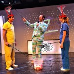 """Ben Benjamins - """"Buzz'd Out Live"""" at Studio/Stage at the Hollywood Fringe Festival"""