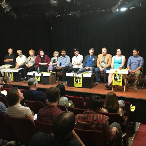 """Meet the Critics"" Panel, June 2018"