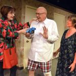 JOAN OF ART: Coming Up a Weekend of Laughs, Sweets and Art