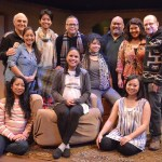 "Audio Interview: The cast of ""America Adjacent"" at Skylight Theatre"
