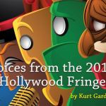Voices from the Fringe: Writer/Performer Ross John Gosla