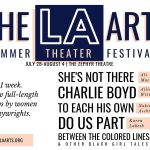 The Second Annual 'She L.A. Summer Theater Festival' Opens at the  'Zephyr'