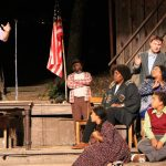 "Audio Interview: The cast of ""Ibsen's An Enemy of the People"" at Theatricum Botanicum"