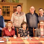 "Audio Interview: the cast of ""Sunday Dinner"" at THEATRE 40"
