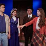 "Ashton's Audio Interview: the cast of ""Bloomsday"" at North Coast Repertory Theatre"