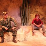 Ashton's Audio Interview: The Cast of 'NOWHERE ON THE BORDER' at the Road Theatre