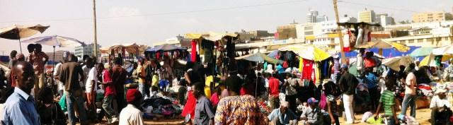 Kampala Uganda 2-3-2013
