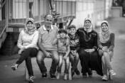 Rawan und ihre Familie