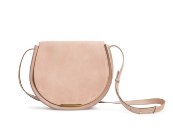 Spring Fashion: Cuyana Mini Saddle Bag