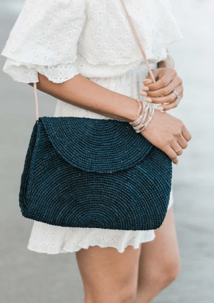 summer fashion: Crossbody Bag by The Little Market
