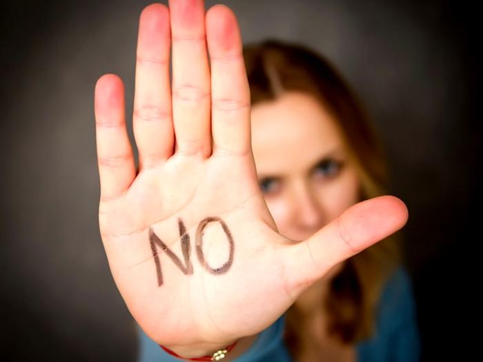 Resultado de imagen para decir no