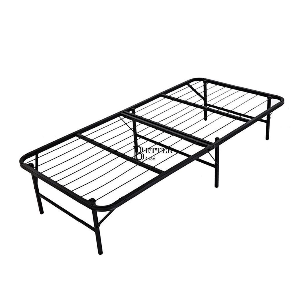 Twin Full Queen Size Folding Platform Metal Bed Frame