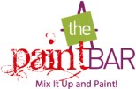 The Paint Bar Logo