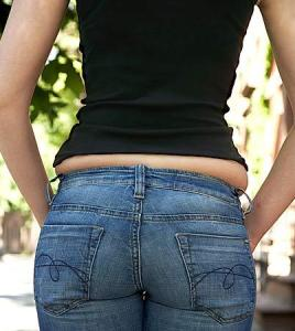 muffin top picture