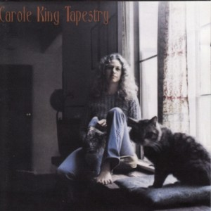 music carole king album cover 70's music