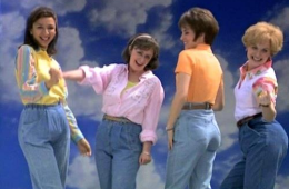 mom jeans fat ass fashion for fifties