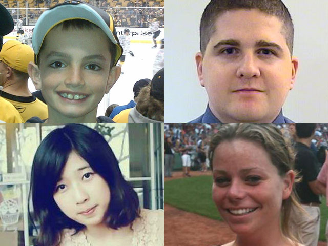 marathon bombing victims