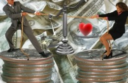 Money and ex husbands, shared expenses