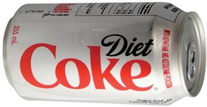 diet coke makes you fat