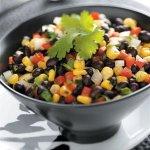 cilantro bean salad