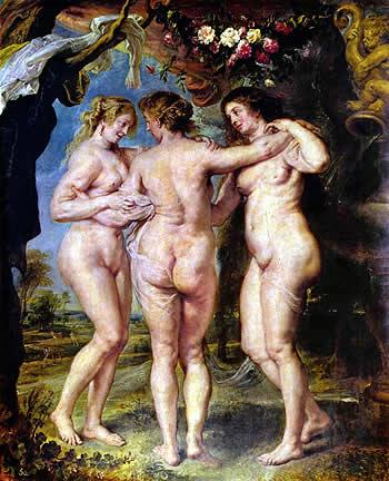 rubens, body image