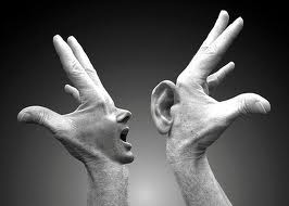 listen, listener, listening