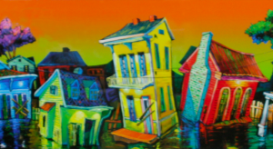 post katrina painting