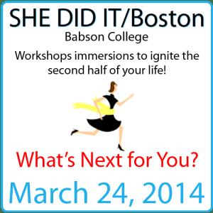 She Did It Boston
