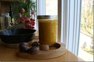 soup in mason jar