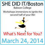 She Did It/Boston