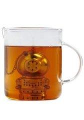 diver tea holder