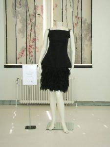 Black Dress fashion over 50