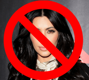 no more kardashian