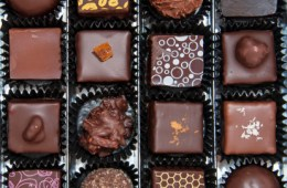 the chocolate-stress connection