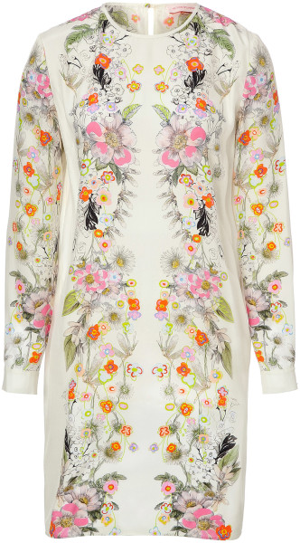 Matthew Williamson Silk Dress $1,005 at StyleBop.com