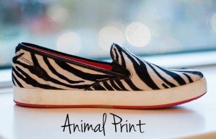 Zebra stripe kickers