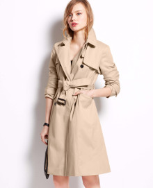Classic trench coat from Ann Taylor.com