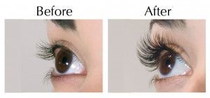 before-after-eyelash-extensions