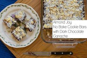 Almond Joy Cookie Bars from Fancy Shanty