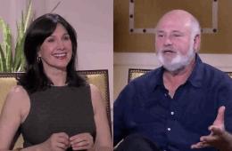 Joyce Kulhawik Rob Reiner Interview