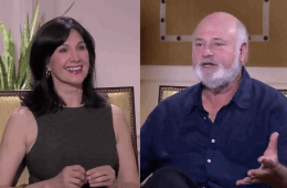 Joyce Kulhawik Rob Reiner Interview