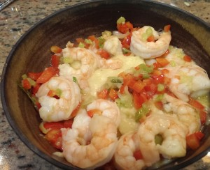 Nancy Lowell Shrimp and Grits
