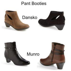 Pant Booties