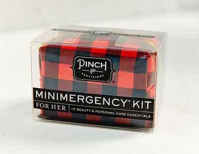 ladies emergency kit