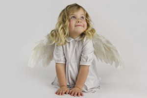 angelic kid