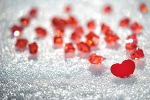 hearts on ice