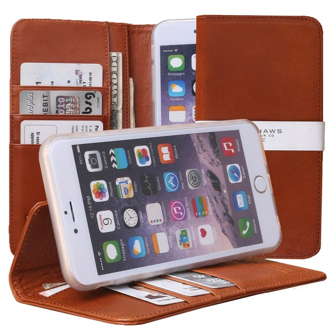 iphone 6 plus wallet whiskey
