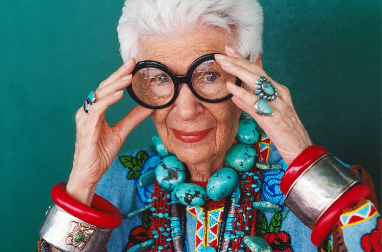 Iris Apfel Movie