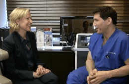 plastic surgery interview age spots how to deal with age spots