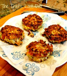 Crab Cakes by Nancy Lowell